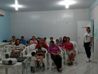 Famílias de Zortéa recebem orientação sobre doenças transmitidas por alimentos