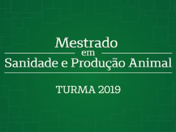 Abertas as inscrições para o Mestrado em Sanidade e Produção Animal oferecido pela Unoesc