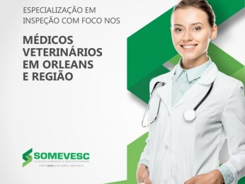 Especialização em Inspeção com foco nos médicos veterinários com vagas abertas